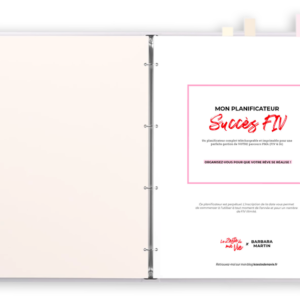 Le planificateur imprimable Succès FIV